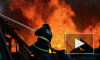 Заложниками пожара в Приморском районе Петербурга стали 40 человек