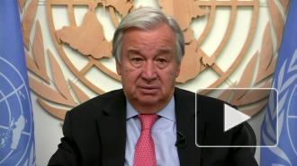 Генсек ООН назвал сумму потерь туристической отрасли из-за пандемии