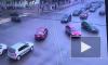 Видео: В Твери в результате ДТП машины вылетели на тротуар и сбили пешеходов