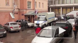 В Петербурге бомж напал с ножом на менеджера, чтобы отобрать учебник по математике