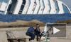 Costa Concordia может полностью затонуть из-за шторма