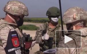 В Идлибе прошел 13-й российско-турецкий патруль