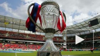 Стали известны пары 1/16 финала Кубка России