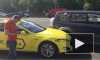 """Разбитая в Москве Tesla от """"Яндекс.Такси"""" за 4 млн не успела проработать и месяца"""