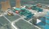 ЧП на реакторном отделении ЛАЭС: первые кадры после аварии