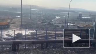 СК допрашивает ответственных за информирование после разлива нефти под Норильском