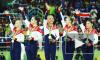 Гимнастка Алия Мустафина выиграла золото и намерена уйти из спорта