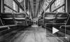Могучая девушка разгромила петербургский автобус, пытаясь из него выбраться