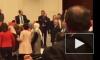 Женские бои без правил в Турецком парламенте попали на видео