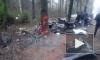 Машина вдребезги. На видео сняли последствия смертельного ДТП на Приморском шоссе