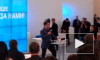 Дмитрий Медведев на встрече с блогерами оказался зеленым, а Путин – синим