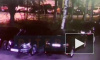 Поджог BMW на проспекте Художников попал на видео