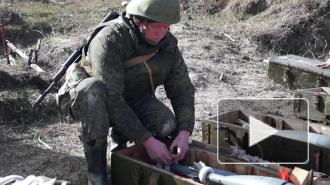 """Минобороны получило партию модернизированных минометов """"Сани"""""""