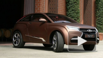 Lada XRAY будет стоить 500 тысяч рублей