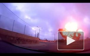 Появилось видео крушения самолете на Мальте