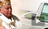 Появление призрака покойного понтифика в Мексике (видео)