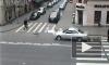Авария со сбитым пешеходом на Петроградской стороне