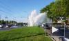 Липчане делятся видео спонтанных фонтанов