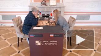 Российский флаг сняли со стола во время финала чемпионата мира по шашкам