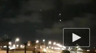 Десятки ракет запустили из сектора Газа в сторону израильских городов