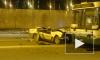 В ДТП на Кубинской улице с автобусом погиб человек, крышу легковушки пришлось срезать спасателям