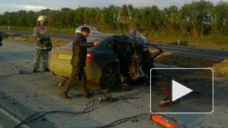 ДТП в Челябинской области: кровавой смертью для троих человек закончилась поездка на машине, двое в реанимации