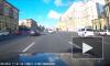 Авария на Кутузовском.