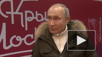 Путин предложил Байдену открытый разговор