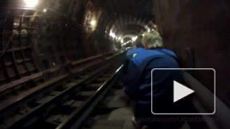 Петербургские диггеры нашли уязвимое место петербургского метрополитена