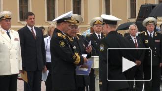 Военно-морскому флоту России исполнилось 315 лет