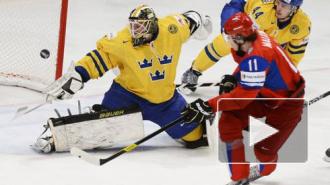 Шведы оставили россиян без финала ЧМ по хоккею
