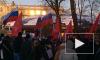 Петербургский «Марш свободы»: оппозиция замерзла и устала