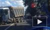 На проспекте Обуховской обороны произошло крупное ДТП со смертельным исходом