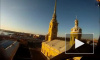 В Петербурге руферы штурмовали Петропавловскую крепость и телебашню