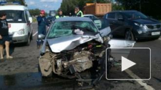 Авария на Ярославском шоссе: двое погибли страшной смертью, еще у двоих есть шанс выжить - они в больнице