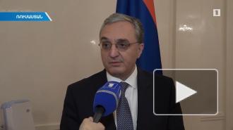 В МИД Армении назвали главную задачу переговоров в Москве по Карабаху