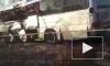В Астраханской области автобус с пассажирами столкнулся с электричкой