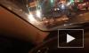 В ДТП на Выборгском шоссе пострадали два человека