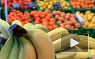 Росстат: россияне стали меньше есть картошки и больше фруктов