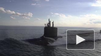 Американская подлодка всплыла у российской базы в Арктике