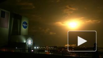 Корабль Crew Dragon компании SpaceX с четырьмя астронавтами на борту стартовал к МКС