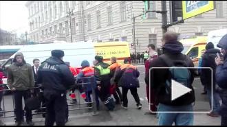 Десять пострадавших в теракте в метро Петербурга остаются в тяжелом состоянии