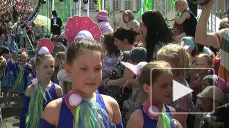 Малышня на Дворцовой! Город отметил День защиты детей