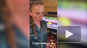 Прооперированная Ольга Бузова поздравила россиян с Днем Победы