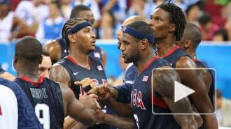 Сборная США вышла в финал чемпионата мира по баскетболу