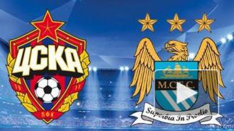 «ЦСКА» сыграл с «Манчестер Сити», придя к победной ничьей 2:2