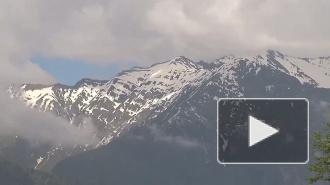 В Сочи строители берегут прошлогодний снег для Олимпиады-2014