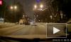 Видео: в Выборгском районе BMW сбил пешехода