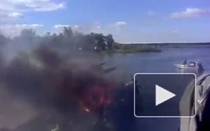 МАК: Отказов в работе тормозной системы Як-42, разбившегося под Ярославлем,  не обнаружено