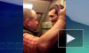 Пьяный бизнесмен из Саратова быковал в самолете, прикрываясь ребенком